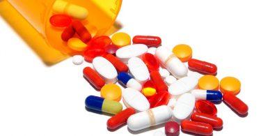 Prescription medicine image