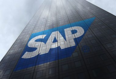 SAP skyscraper