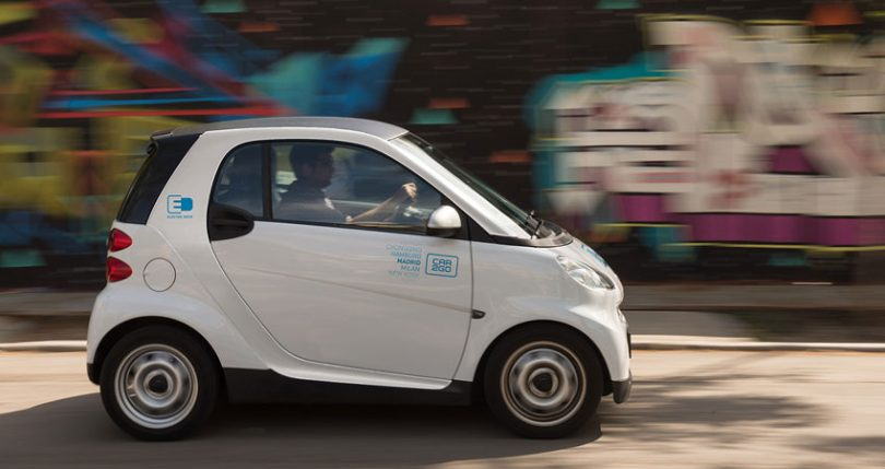 Daimler Mercedes car2go