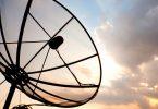 telecoms dish