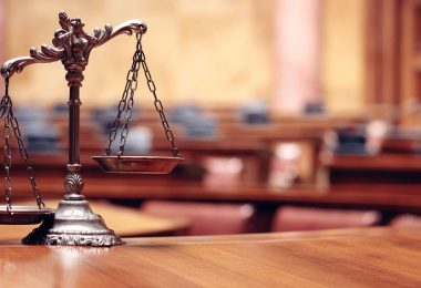 legal settlement justice scales