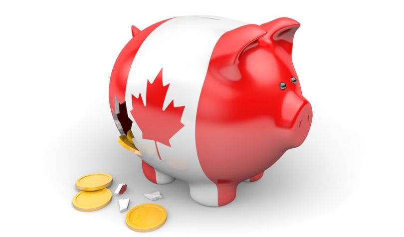 bank of canada piggy bank