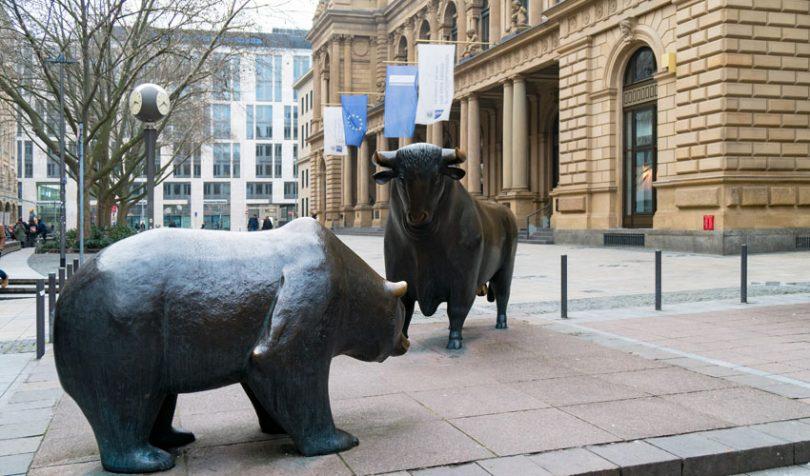deutsche boerse frankfurt stock exchange