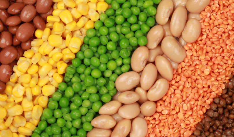 commodities vegetables