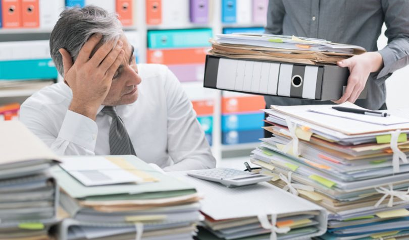 paperwork digitize procurement