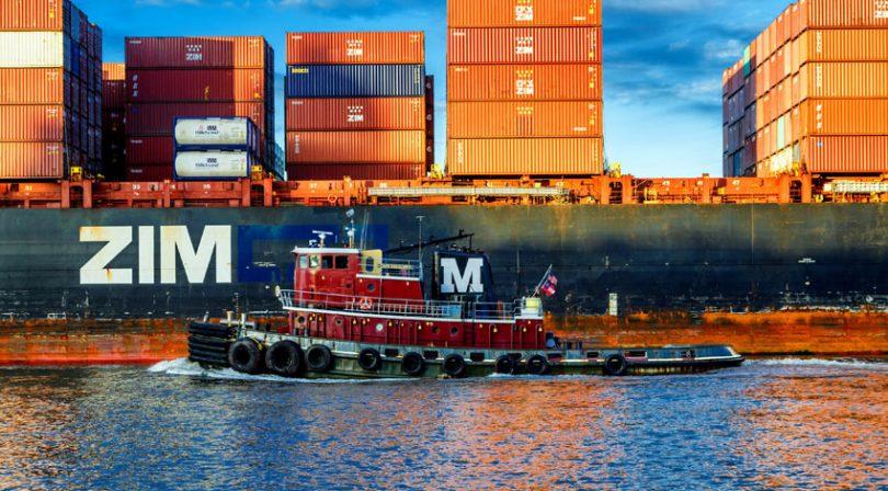 zim container cargo