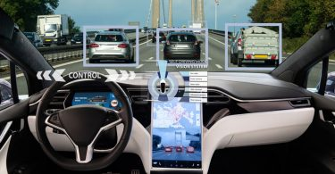 autonomous car self-driving
