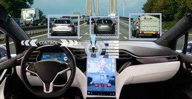 autonomous car self-driving