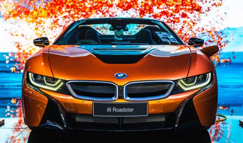 What Is Bmw >> Bmw Showcases Blockchain Car Mileage App On Vechainthor