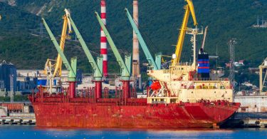 bulk carrier shipping
