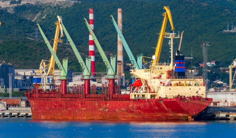 bulk carrier shipping