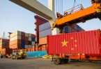 china customs containers