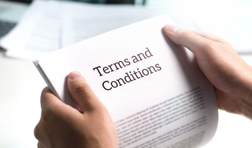 contract management terms