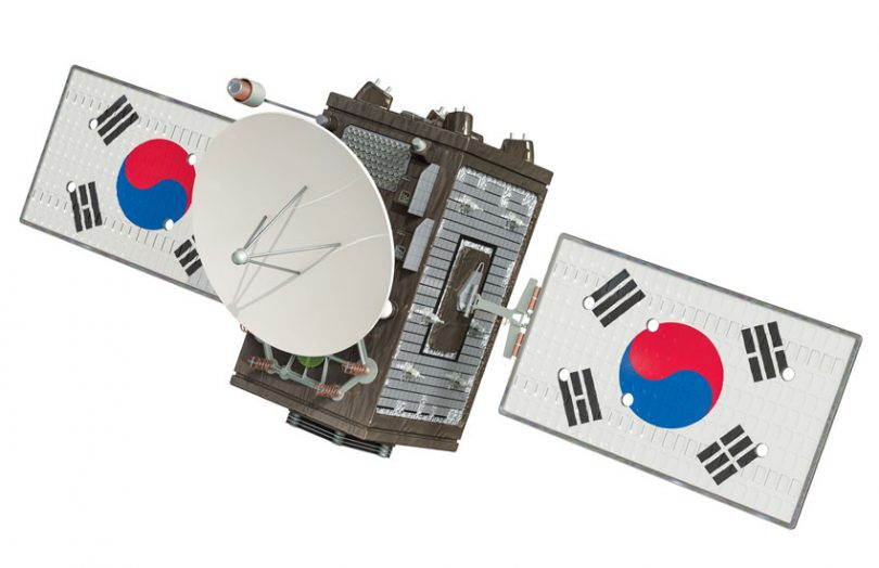 korea telecom satellite