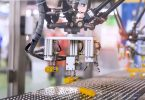 manufacturing robot machine tool