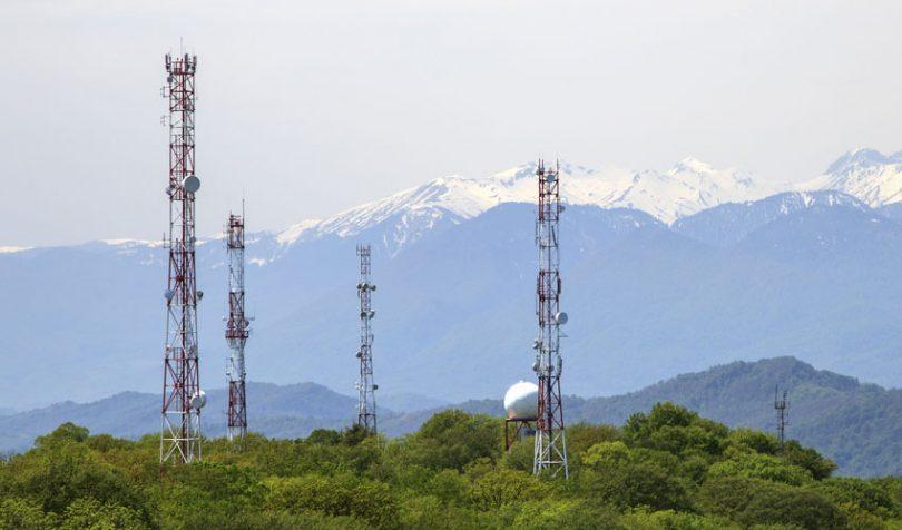 telecoms antenna
