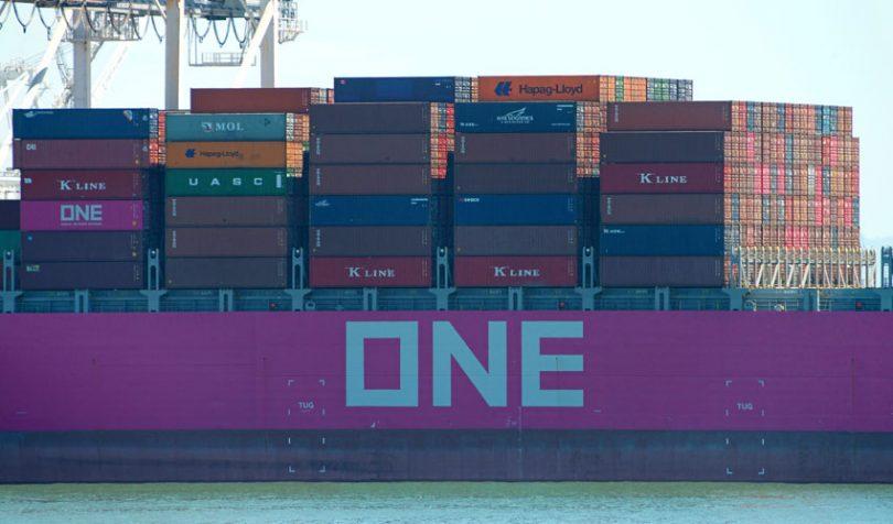 60% Freigabe genießen Sie besten Preis Kundschaft zuerst Hapag-Lloyd, ONE join IBM Maersk TradeLens shipping ...