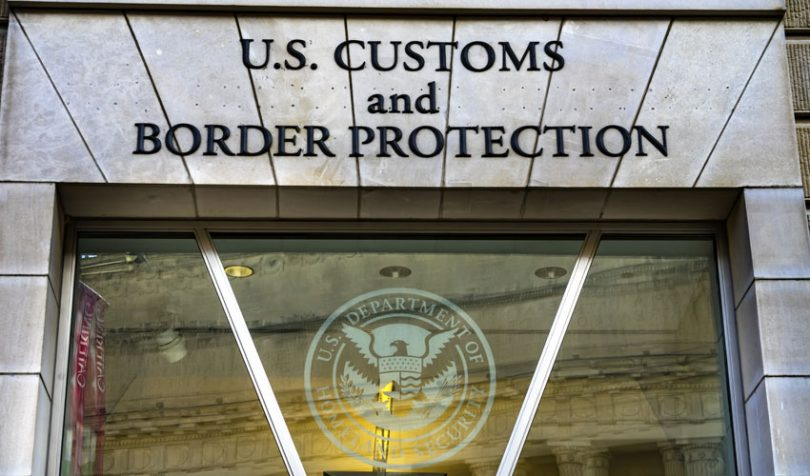 homeland security us customs