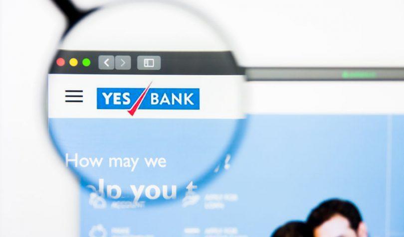 yes bank india