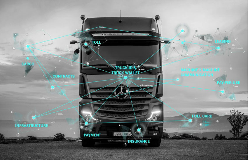 Daimler, Commerzbank pilot blockchain digital cash for machine payments