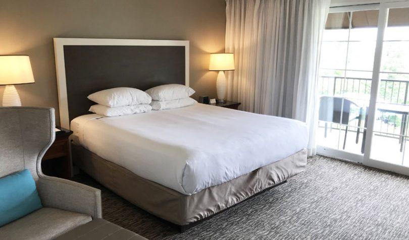 hotel room hyatt