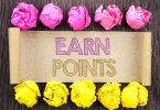 loyalty program earn points