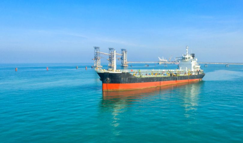 oil tanker thailand trade