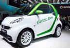smart elecrtric car