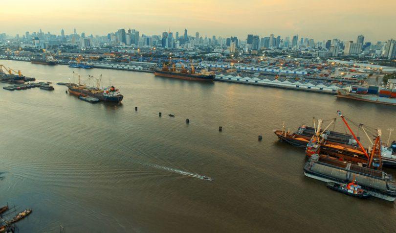 thailand bangkok shipping
