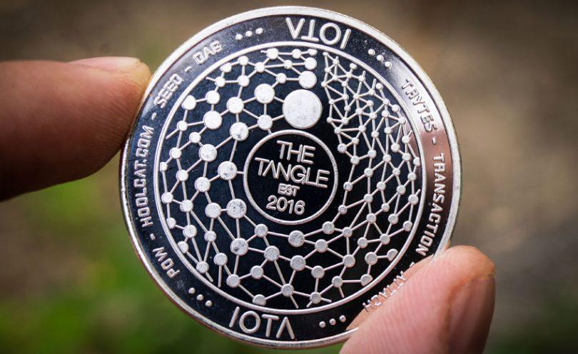 IOTA tangle