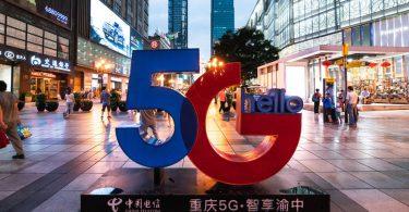 china telecom 5g