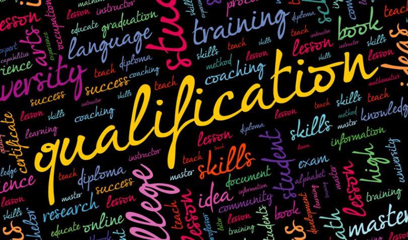 qualification identity
