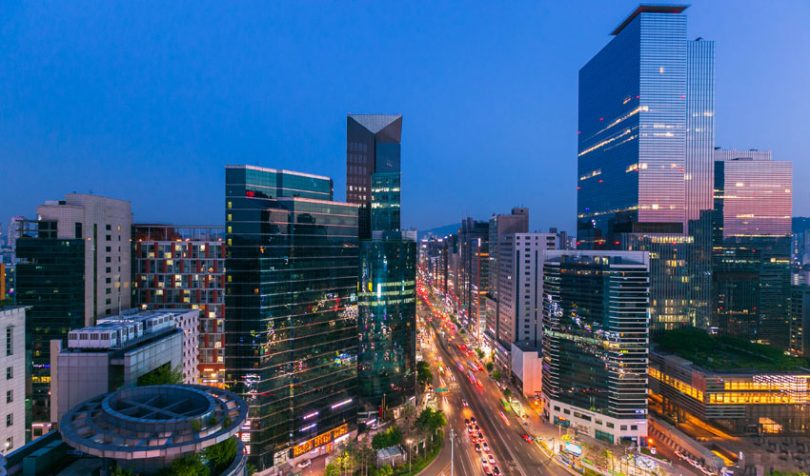 south korea real estate