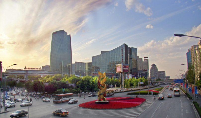 Beijing tech hub