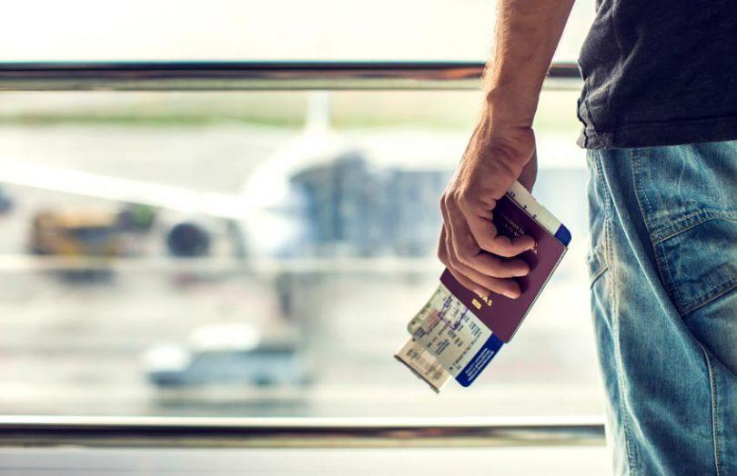 passenger identity airlines