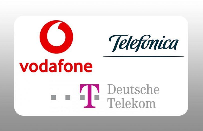 vodafone telefonica deutsche telekom