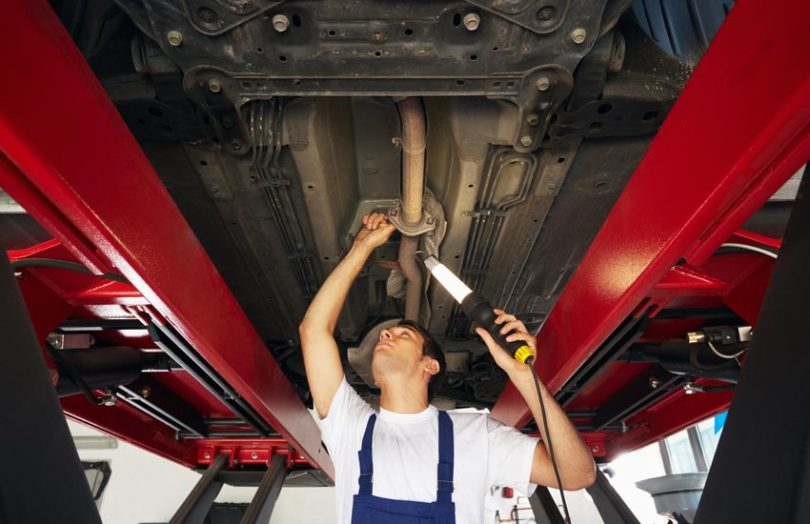 auto car service mechanic