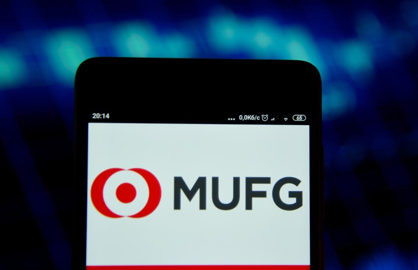 mufg Mitsubishi UFJ Financial Group