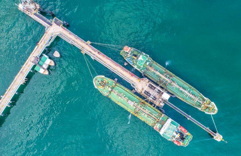 oil tanker thailand