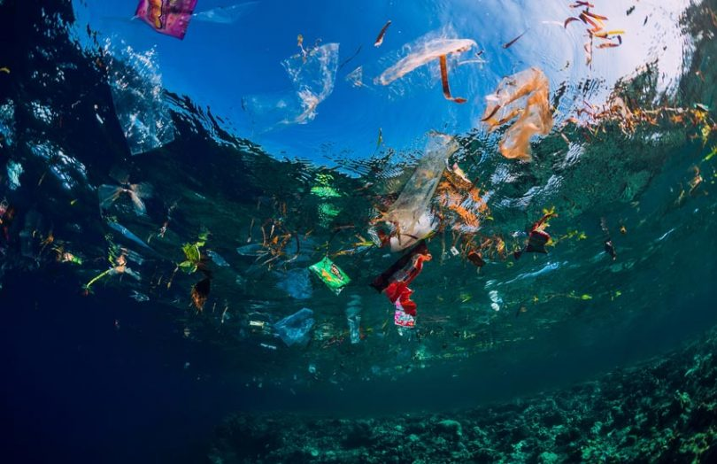 plastic ocean pollution recycling