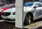 volvo electric car battery
