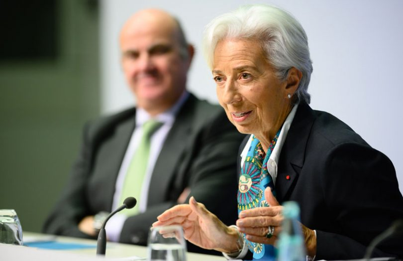 christine lagarde ecb european central bank