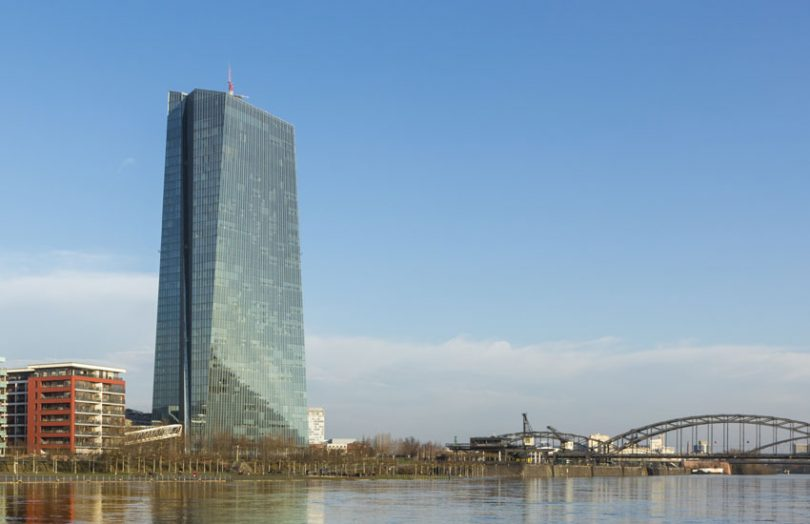 european central bank ecb frankfurt