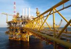 oil gas offshore platform