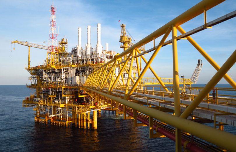 oil gas offshore platform