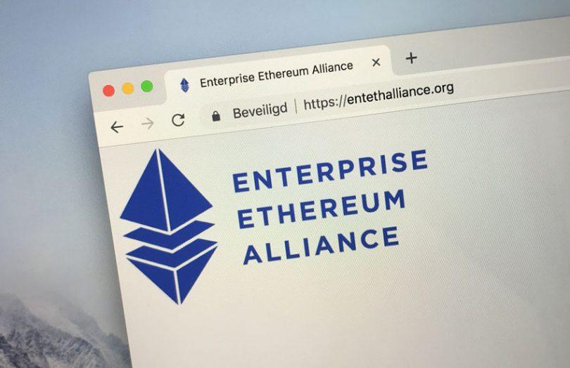 EEA Enterprise Ethereum Alliance