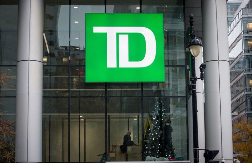 TD Bank Toronto Dominion Bank