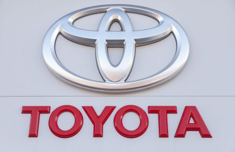 Toyota auto