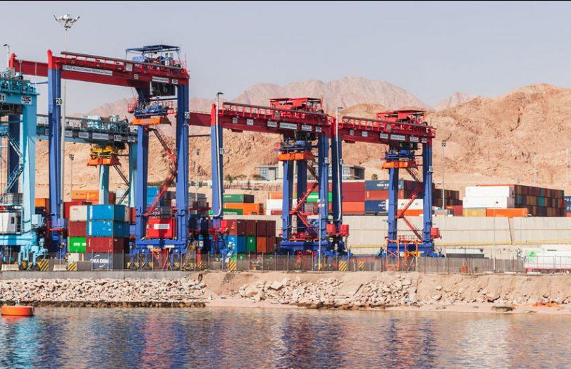 aqaba container terminal Jordan