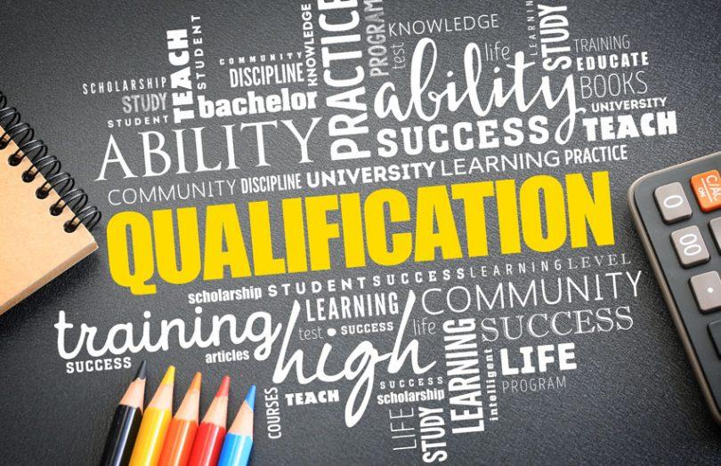 career qualification education